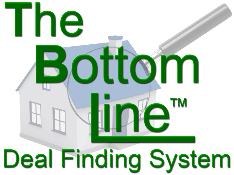 The Bottom Line Deal Finding System